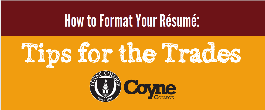 resume-format-tips