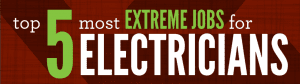 Extreme Jobs for Electricians