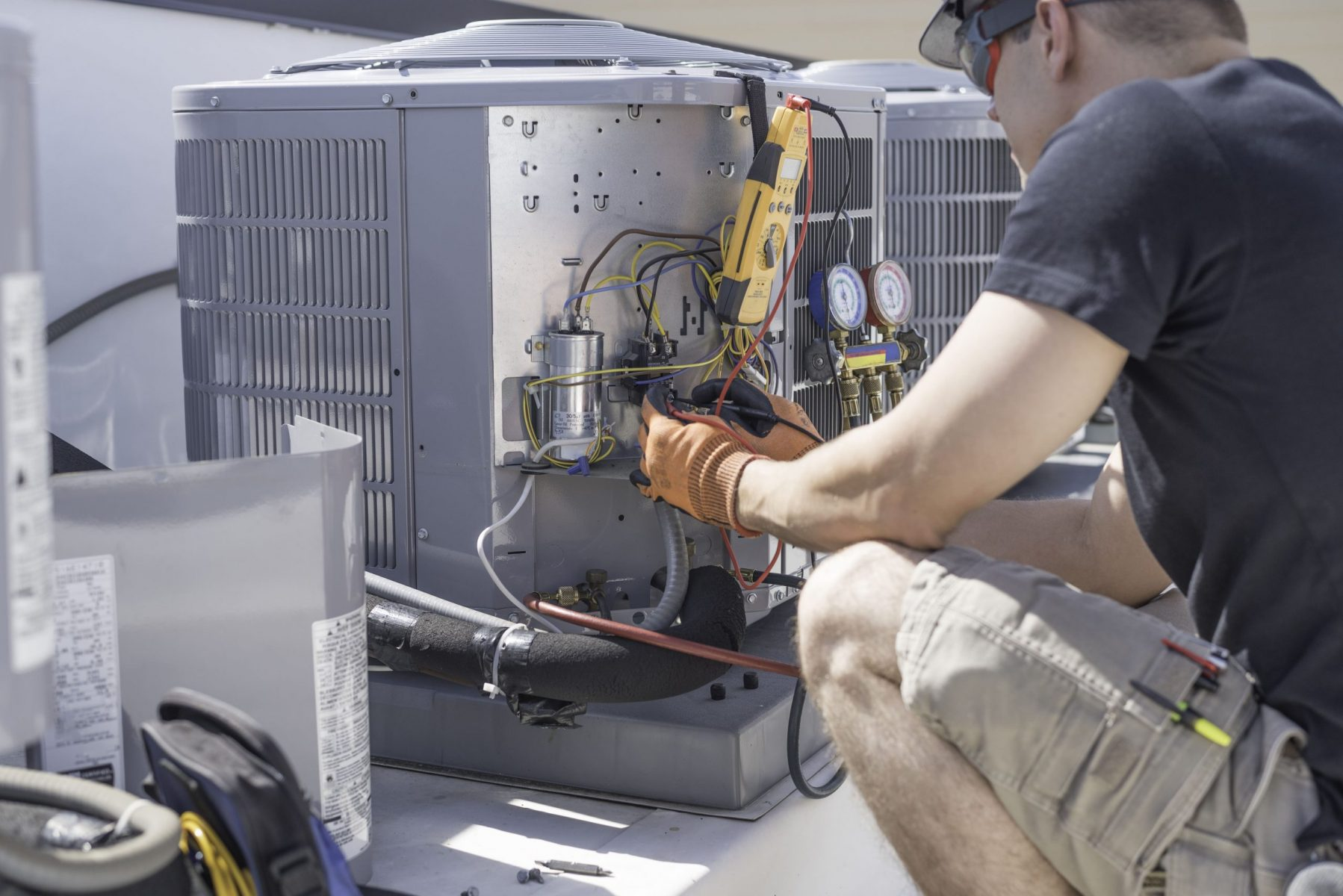 History of Air Conditioning | A Brief HVAC History - When & How {TImeline}